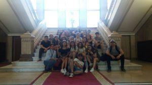 Grade 8 trip